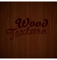 Abstract wood texture vector image vector image