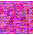 Colorful abstract geometric pattern vector image