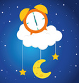 Good Night design vector image vector image