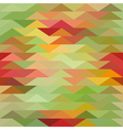 Triangle background seamless vector image vector image
