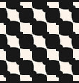 vintage square cubic diamond retro fabric pattern vector image vector image