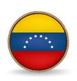 Venezuela Seal vector image vector image