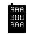 city building pictogram icon image vector image vector image