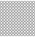 Geometric arabic islamic seamless pattern vector image vector image