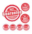 Sale Stickers Set vector image vector image