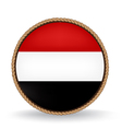 Yemen Seal vector image vector image