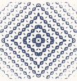 seamless rhombuses lines ornament ethnic pattern vector image vector image