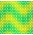 honeycomb - abstract geometric hexagon waves vector image vector image