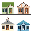 house3 vector image vector image