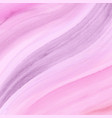abstract background creative with pink wave vector image vector image