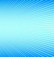 Abstract Blue Background with Stripes and Faded vector image vector image
