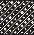 Seamless childlike pattern monochrome hand