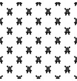 windmill pattern seamless vector image vector image