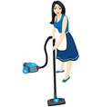 Housemaid vector | Price: 1 Credit (USD $1)