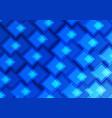multicolor square pattern design background vector image vector image
