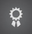 achievement sketch logo doodle icon