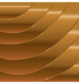 smooth wavy abstract background vector image