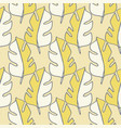summer background tropical seamless pattern vector image vector image