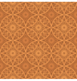 abstract geometric flat seamless background vector image