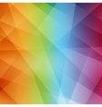 Abstract rainbow background Modern pattern vector image vector image
