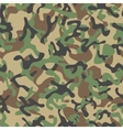 Forest Leaf Camouflage seamless patterns vector image vector image
