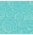 seashell seamless vector image