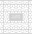 creative seamless ornamental pattern - delicate vector image vector image
