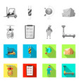 design of goods and cargo symbol vector image vector image
