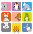 Funny animal card vector | Price: 1 Credit (USD $1)