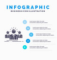 business career employee entrepreneur leader vector image