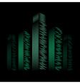 city neon vector image vector image