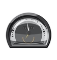 Grey speedometer for cars icon cartoon style vector image vector image