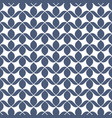 abstract seamless geometric pattern for textiles vector image