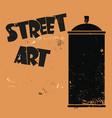 ballon graffiti vector image