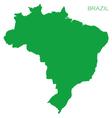 Brazil Pictogram vector image vector image