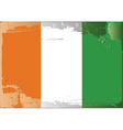 Ireland national flag vector image vector image