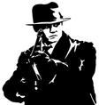 mafia vector image vector image