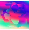 multicolor gradient background vector image