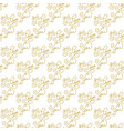 holiday gift seamless pattern with hand lettering vector image vector image
