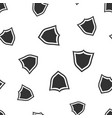 shield protection seamless pattern background vector image