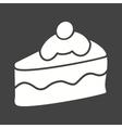 Slice of Cake I vector image