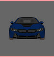 sport car bmw vector image vector image