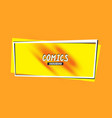 retro background with a comics style abstract vector image vector image