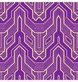 seamless geometric vector image vector image