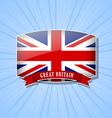 British icon vector image vector image