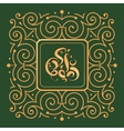 Ramadan greetings calligraphy vector image vector image