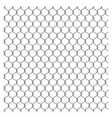 Chain-link fencing pattern vector image