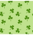clover leaf vector image vector image