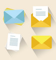 email concept mail envelope vector image