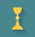 holy grail vector image vector image